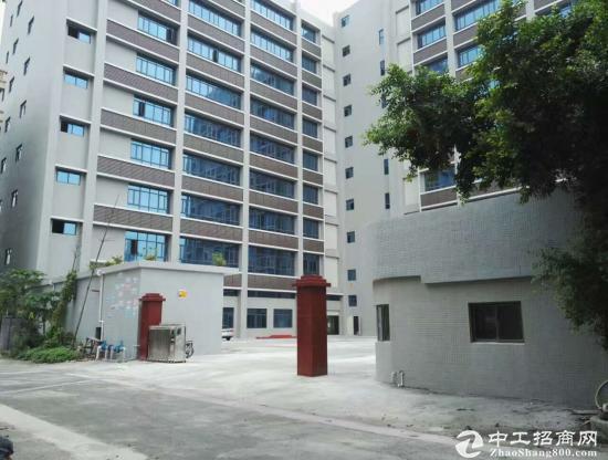 横岗地铁站工业园区仓库一楼2300平,层高8米,可分租-图3