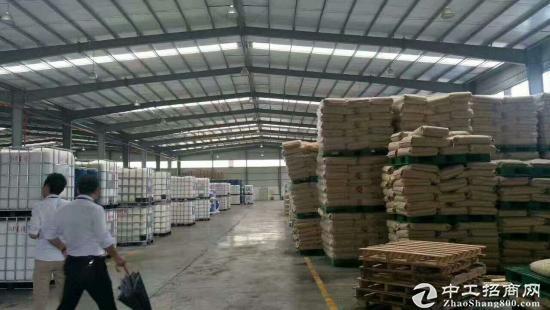东坑招商处惠州大亚湾6200平方米钢构物流仓库-图2