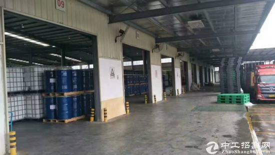 东坑招商处惠州大亚湾6200平方米钢构物流仓库-图4