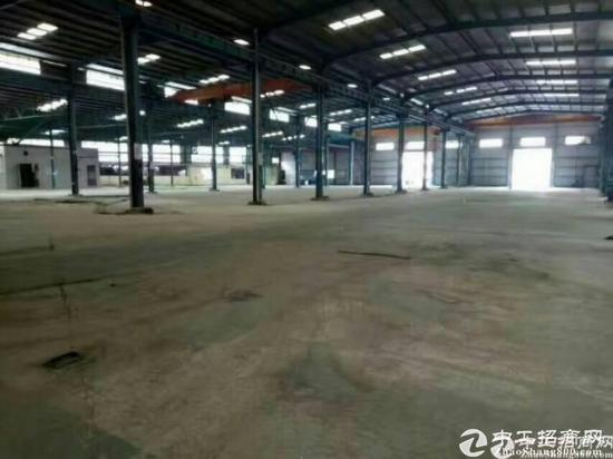 带卸货平台标准物流仓库3000平方招租图片2
