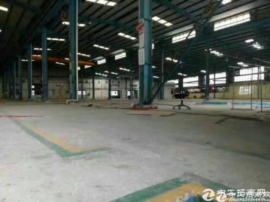 带卸货平台标准物流仓库3000平方招租图片1