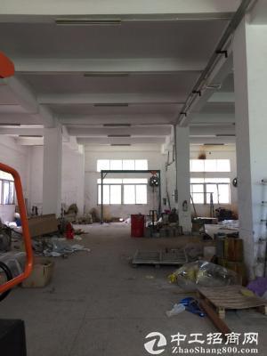 龙岗同乐浪背一楼498平米五金厂房仓库17元出租图片2