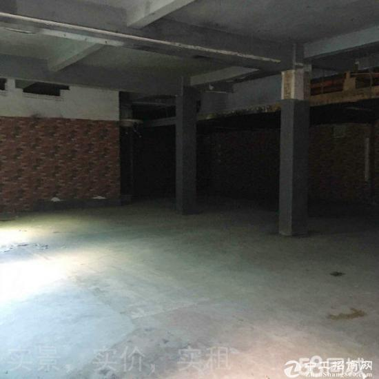 龙岗龙东,同乐附近一楼850平方厂房仓库出租图片2