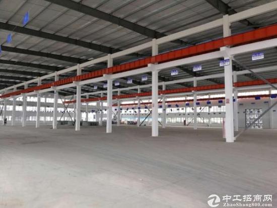 出租上海周边 4600平钢结构厂房