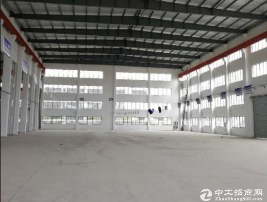 上海周边 新出独栋钢结构厂房 2200平方出租