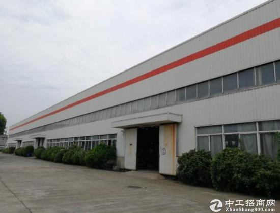 德清雷甸镇工业园,层高9米,钢结构厂房大面积出租