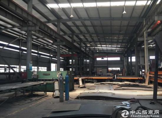 德清县雷甸镇4000方单层钢架厂房出租