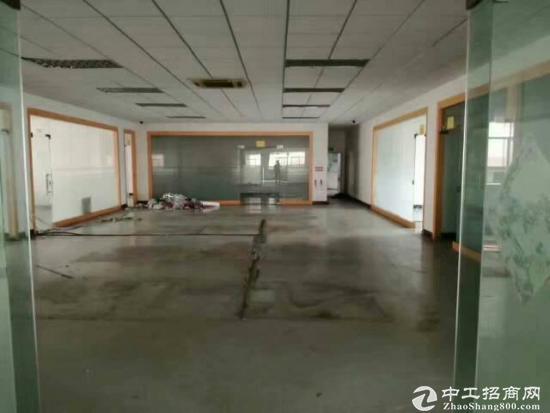 坪山沙湖标准一楼500平仓库办公招租