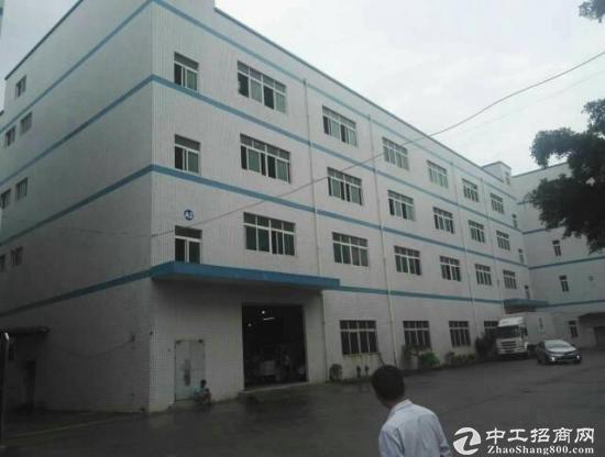 坪山沙湖标准一楼500平仓库办公招租-图3