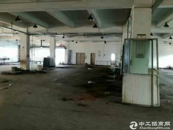 坪山沙湖标准一楼500平仓库办公招租-图2