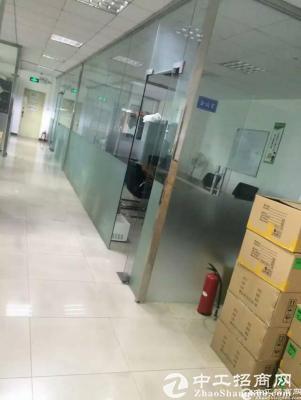 坪山 石井新出三楼带装修厂房420平招租-图4