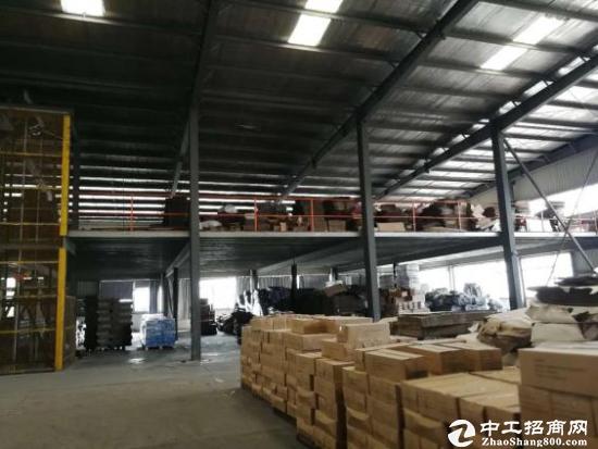 杭州周边全新单层钢结构厂房出租8100平米