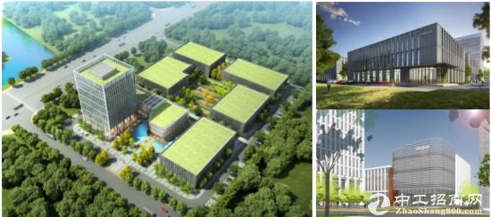 杭州周边全新标准厂房火热招商中 多面积任选