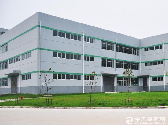 2200方全新标准厂房出租,工业园配套