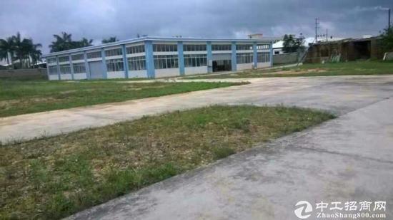 60万每亩江门恩平大槐工业全新厂房出售占地50亩证照齐全