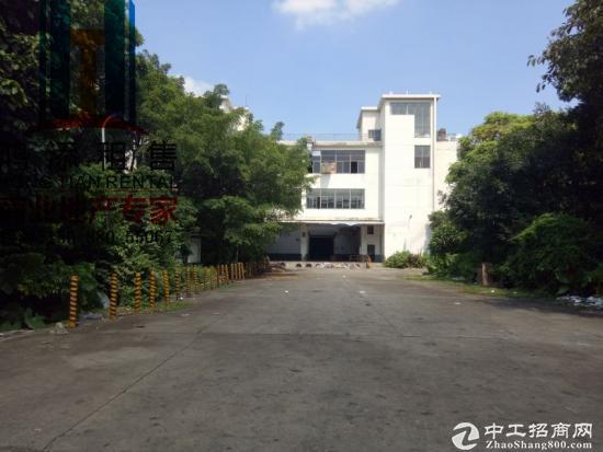 广州开发区厂房出售占地6630方 售4000万可扩建容积率3.0