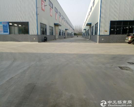 肥西周边重型机械加工厂房7500方出租