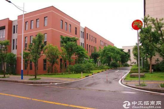 西永 标准园区 独栋框架厂房 1000平米