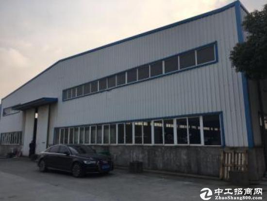 南浔菱湖镇物流产业园3000平仓储厂房招商