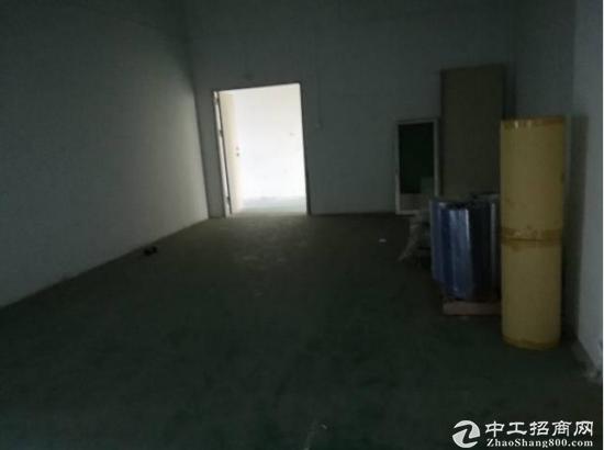黄江田心现成600平米仓库办公厂房火爆招租