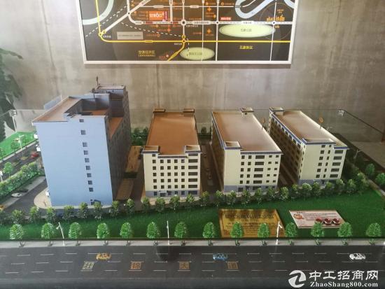 江南经济开发区标准工业厂房300-893平租售