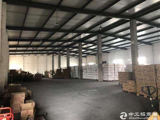 徐汇 华泾路3000平米标准仓库可分租