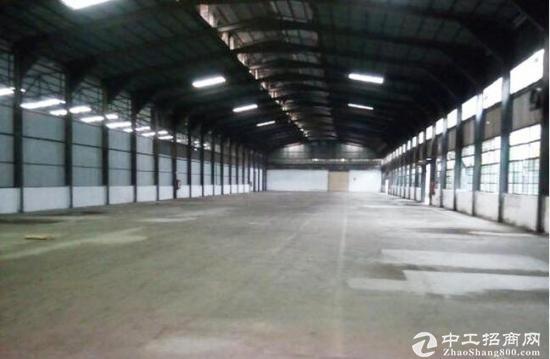 出租蓬江区杜阮镇钢结构厂房8500平方