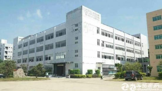 福永新出带红本原房东厂房13500平方火热招租