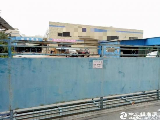 [厂房]惠州市惠阳区新出独院钢构厂房招租8000平方米