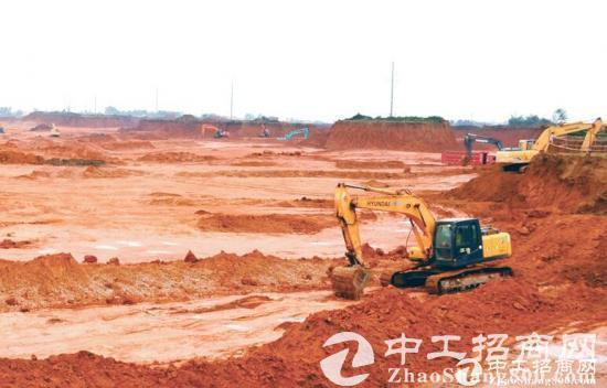 合肥周边 乌江工业园 二类工业用地招商出售