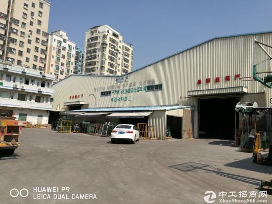 坂田扬美钢构10000平方层高10米