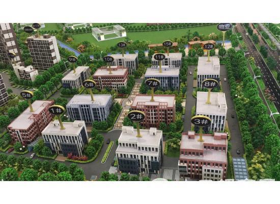 光谷大道 标准厂房出售(400-2000平米)开发商直售