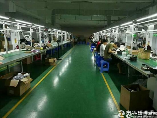 福永沿江高速出口厂房2500平方出租-图3