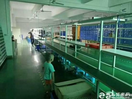 福永沿江高速出口厂房2500平方出租