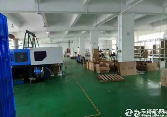 福永新出楼上2200平米带精装修厂房-图2