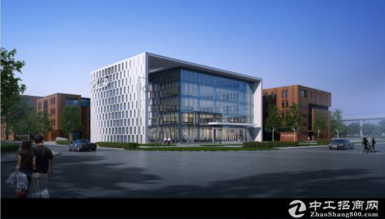 【保定厂房出售】涿州和谷产业园,(可环评)可贷款3-4层企业独栋首高7.2米