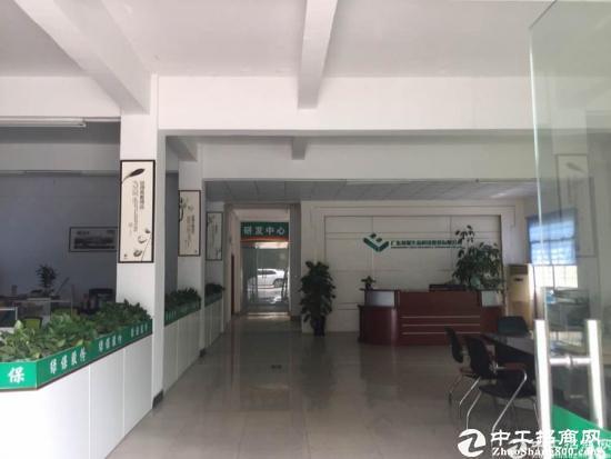 东莞厚街镇溪头工业园区内新出2楼1580平米厂房出租