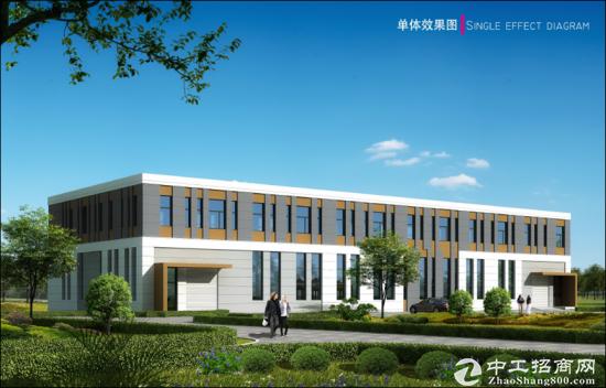 出售余杭塘栖北两层层高8米全新厂房,产证齐全,可按揭,非中介-图4