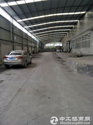 茶园1200平米标准仓库出租