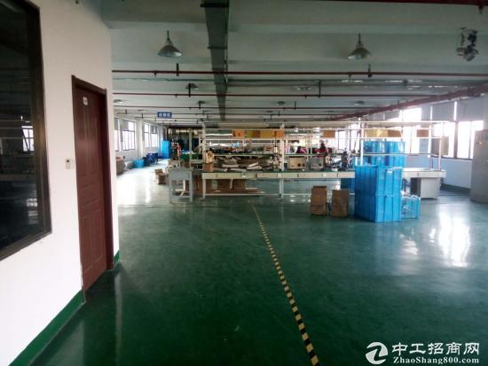 余杭良渚1200方标准厂房 大车好进出 有货梯