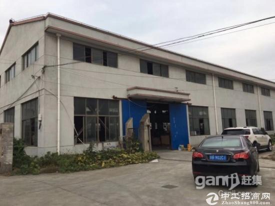 奉贤钱桥独门独院5000平米标准厂房价格0.55出租
