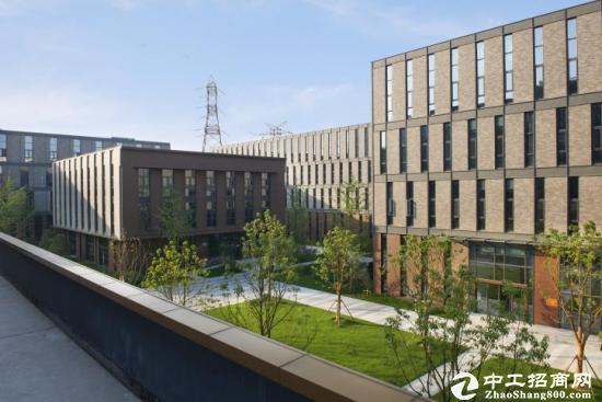 武汉航天产业港 园区厂房直租 12000平