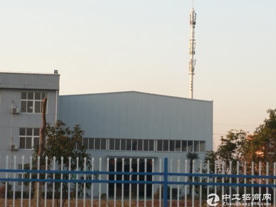 黄冈市单层钢构厂房出租 2000平 适合机械制造