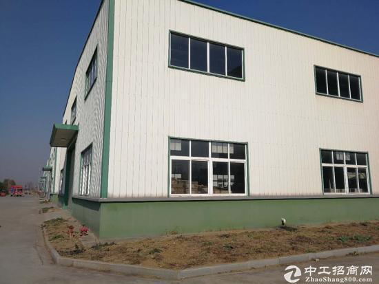 团风园区单层钢结构厂房 2000平 配套办公用房