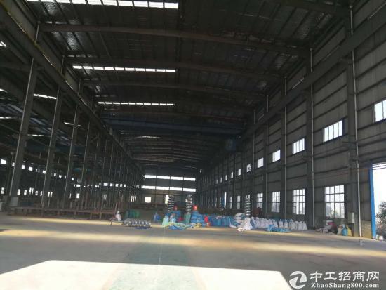 黄冈市大面积园区一楼厂房招租