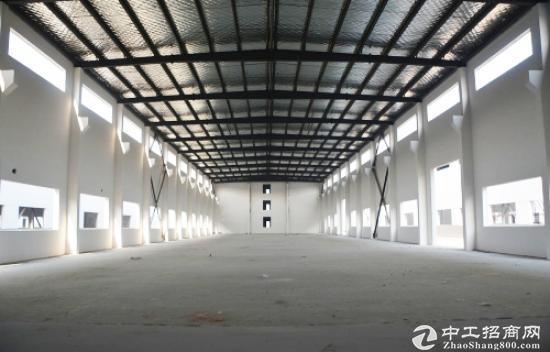 (厂房招租)黄冈市钢结构厂房4000平 可分租