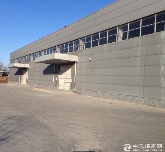 出租通州京沈高速旁标准仓库图片2