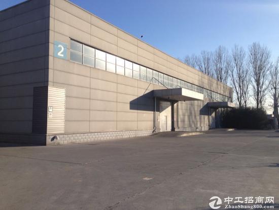 出租通州京沈高速旁标准仓库图片4