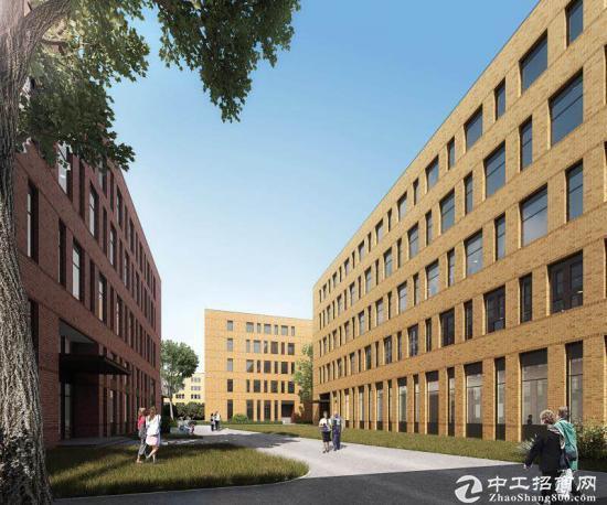 沪太路金石路标准厂房104板块有环评可生产-图4