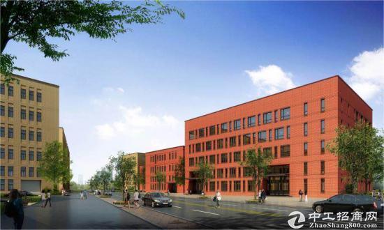 沪太路金石路标准厂房104板块有环评可生产-图2